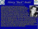 henry buck andel