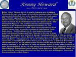 kenny howard