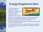 energy supplement bars9