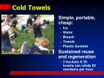 cold towels39