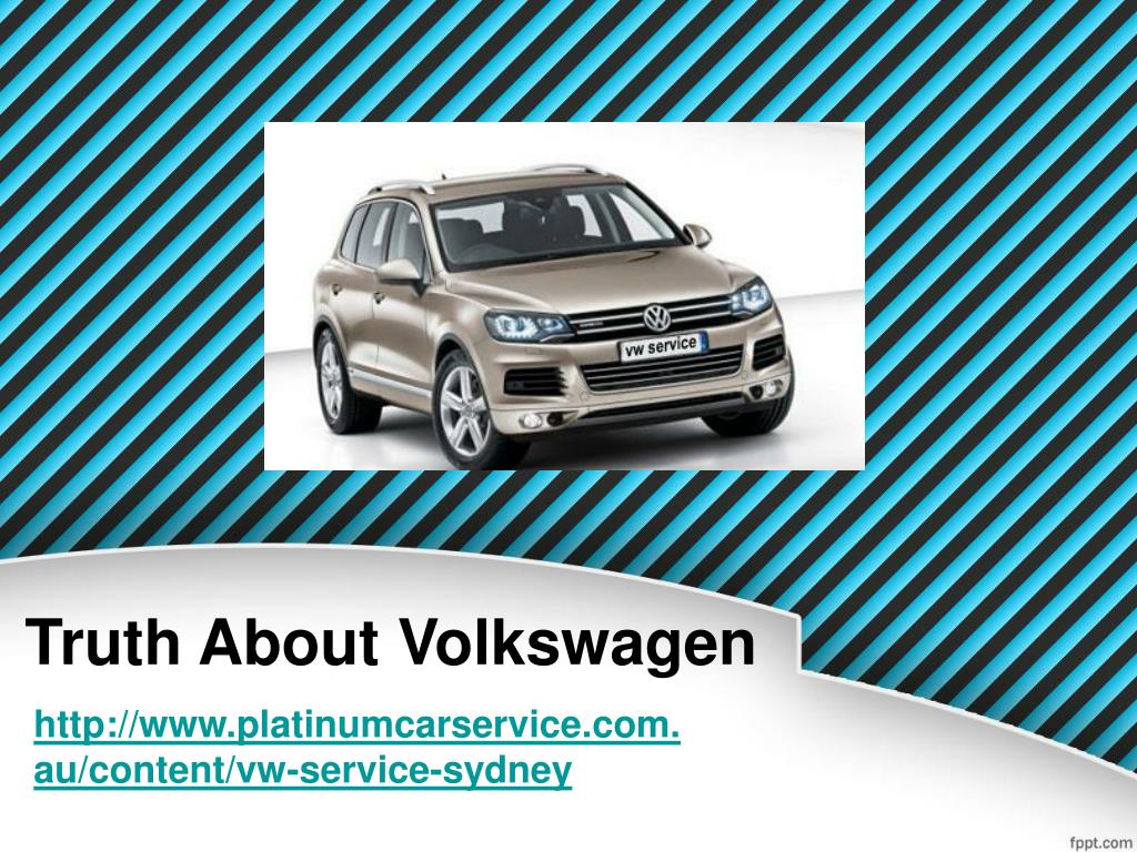 truth about volkswagen l.