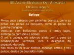 ill ax de elegbara e oya abass de oloxum adoc fundado em 11 de dezembro de 198936