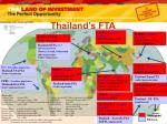 thailand s fta