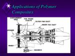 applications of polymer composites