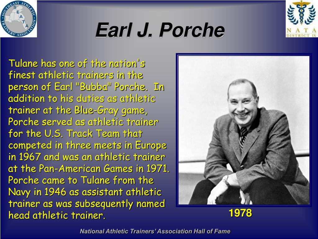 Earl J. Porche