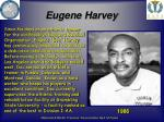 eugene harvey