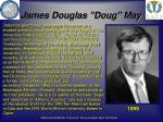 james douglas doug may