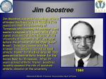 jim goostree