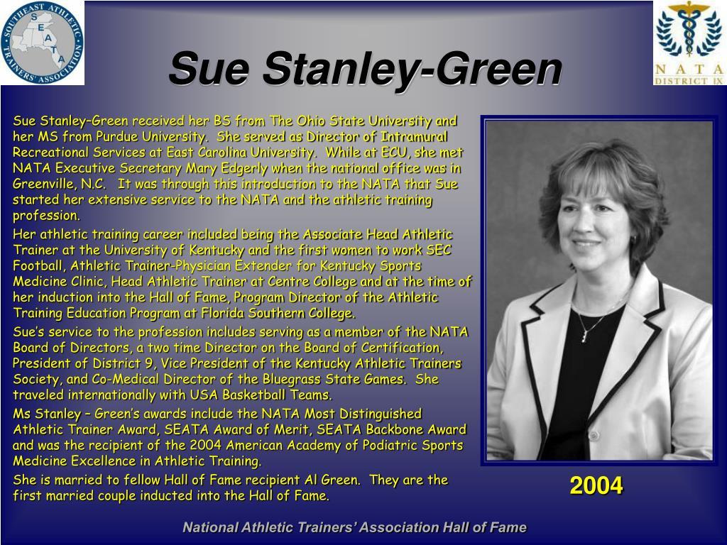 Sue Stanley-Green