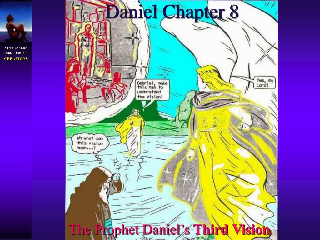 daniel chapter 8 l.