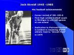 jack streidl 1945 198561