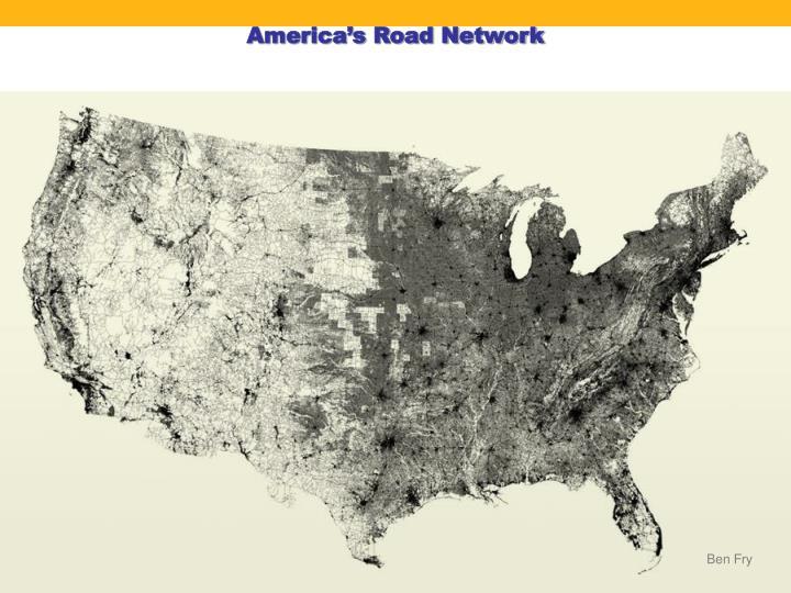 America's Road Network