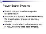 power brake systems2