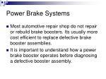 power brake systems6