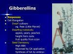 gibberellins37
