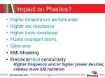 impact on plastics31