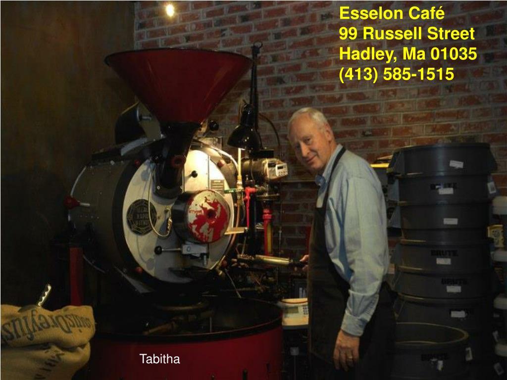 Esselon Café