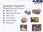 hurricane equipment1