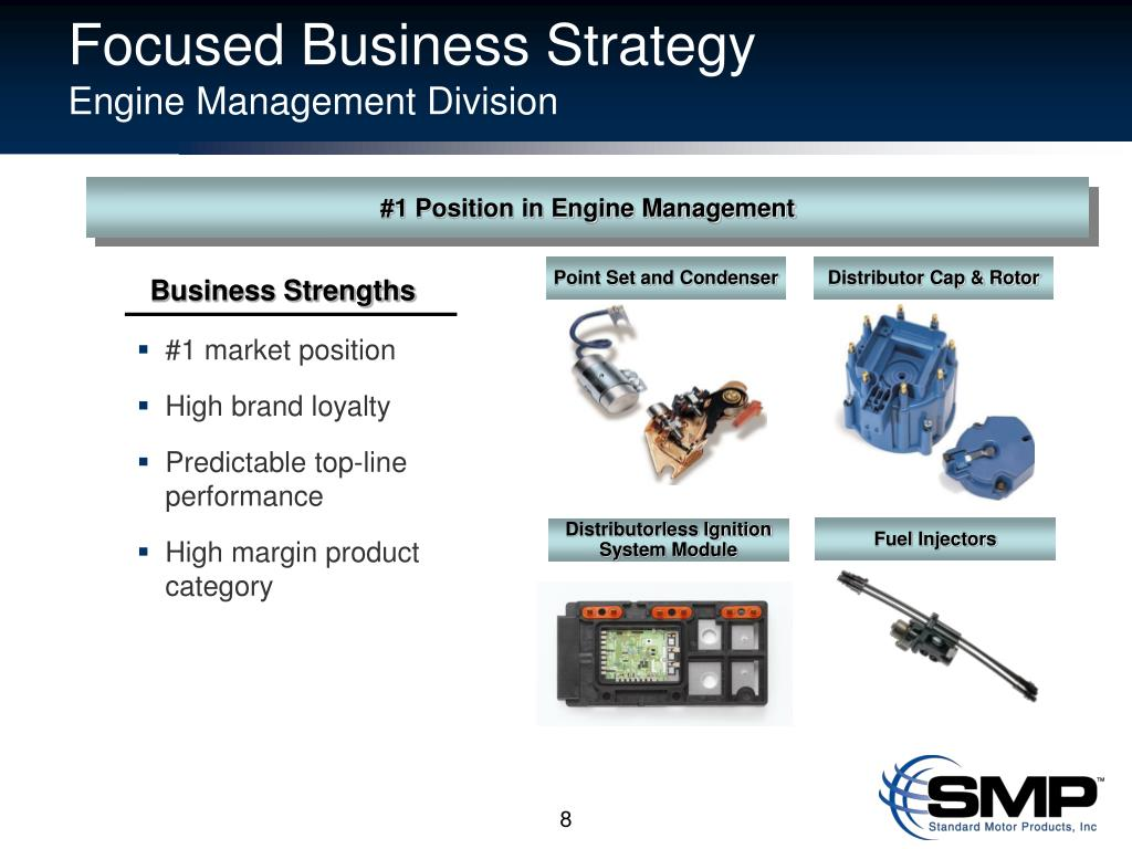 Focused Business Strategy