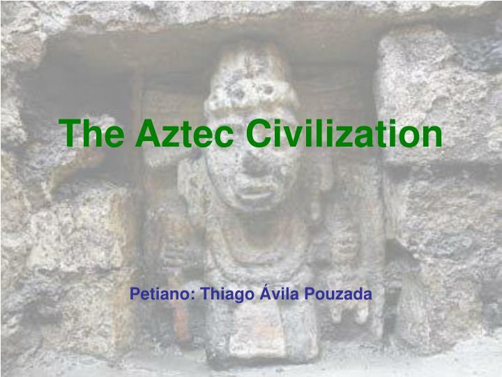 the aztec civilization n.