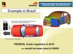 example in brazil