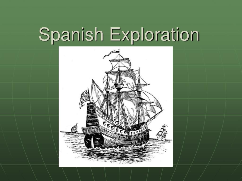 spanish exploration l.