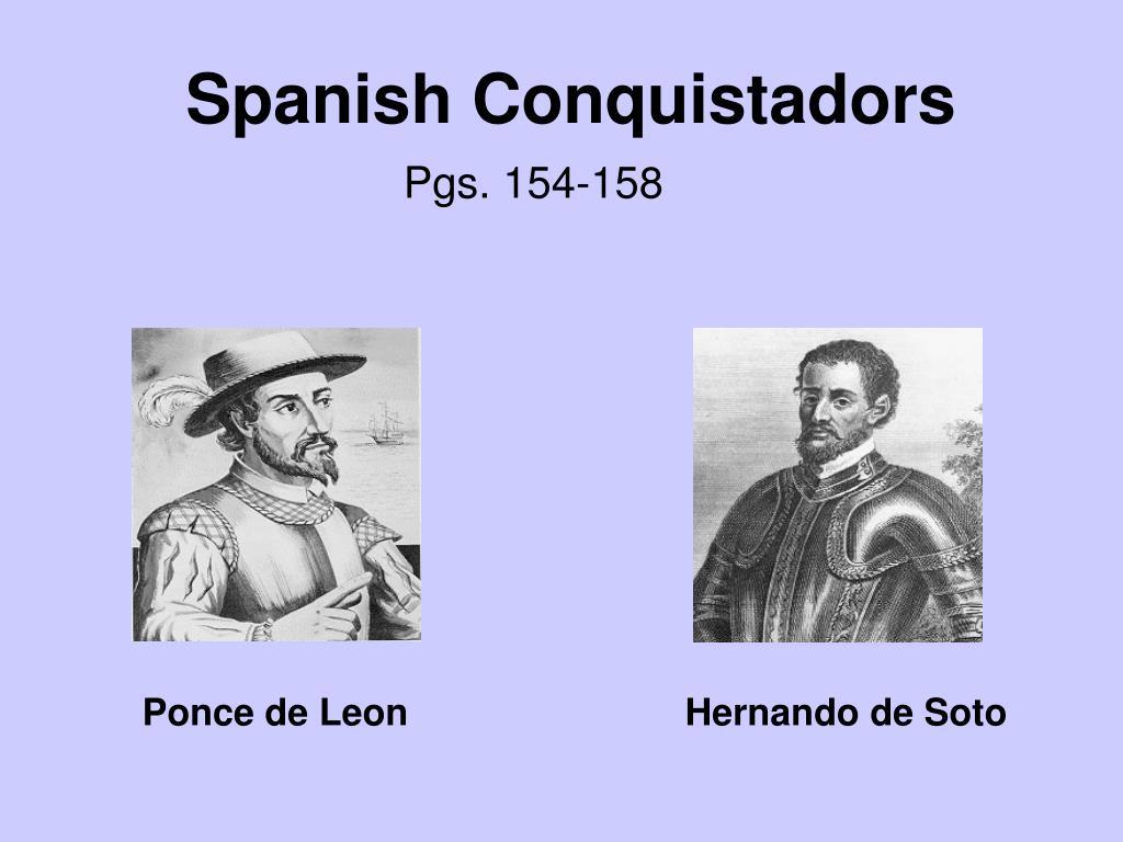 spanish conquistadors l.
