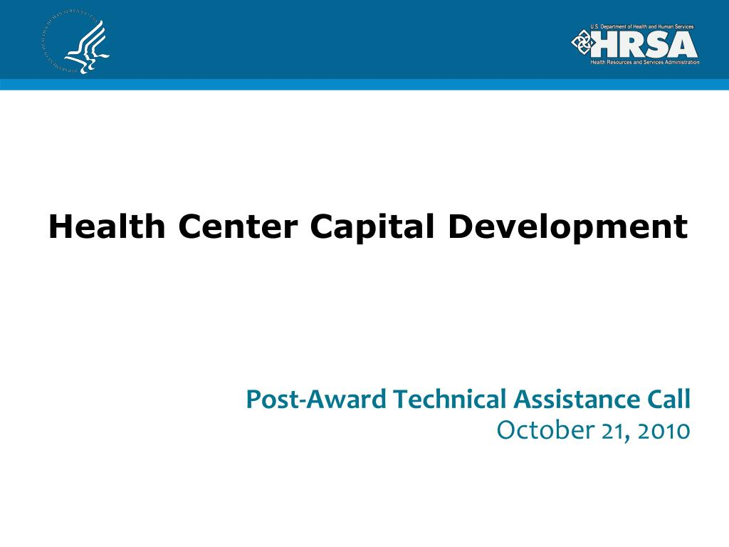 health center capital development l.