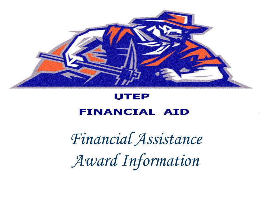 financial assistance award information l.