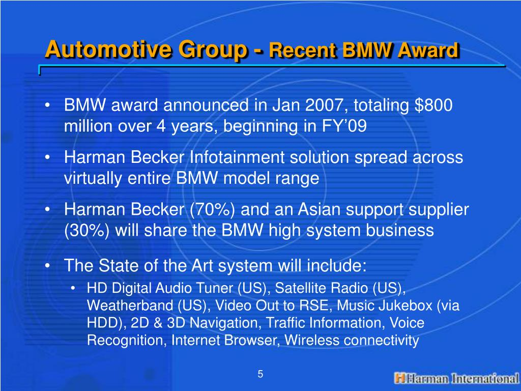 Automotive Group -