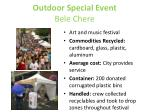outdoor special event bele chere