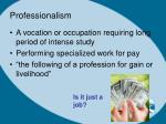 professionalism21