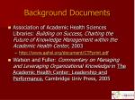 background documents5