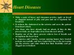 heart diseases