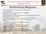 performance measures94