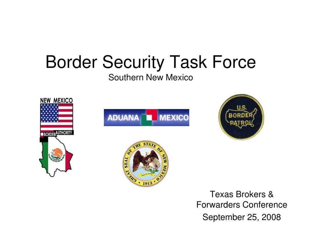 border security task force southern new mexico l.