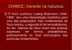 chance inerente na natureza2