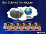 new software architecture