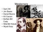 westerners