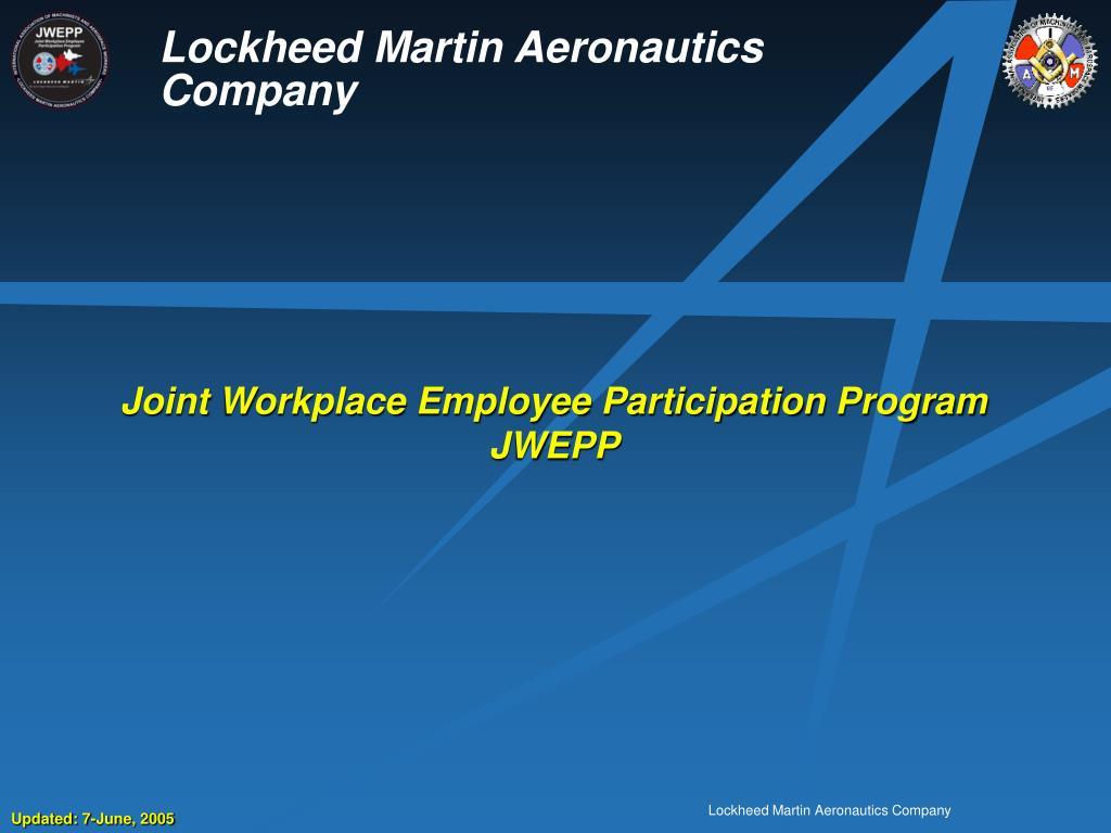 lockheed martin aeronautics company l.