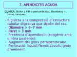 7 apendicitis aguda