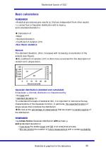 basic calculations