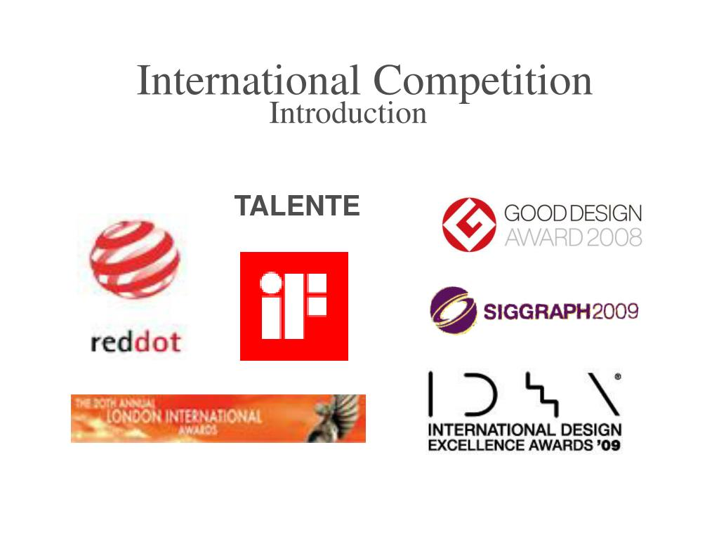 international competition l.