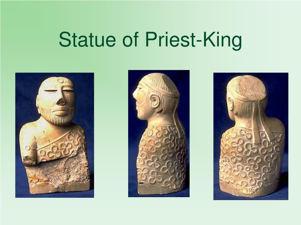 Statue of Priest-King