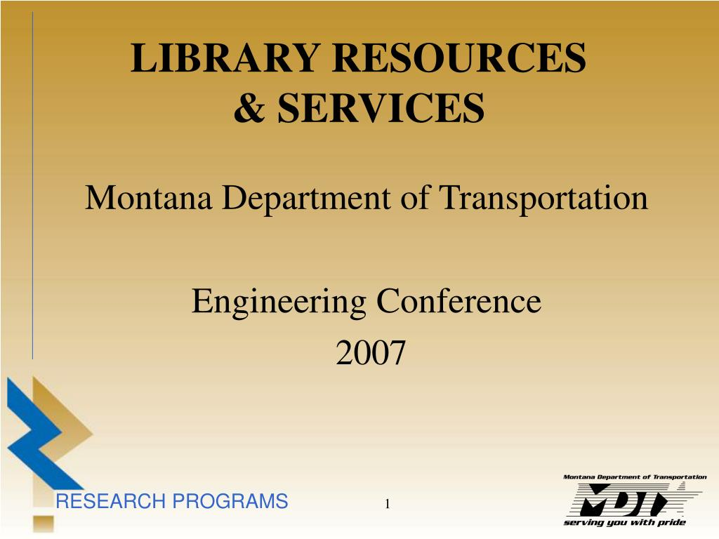 library resources services l.