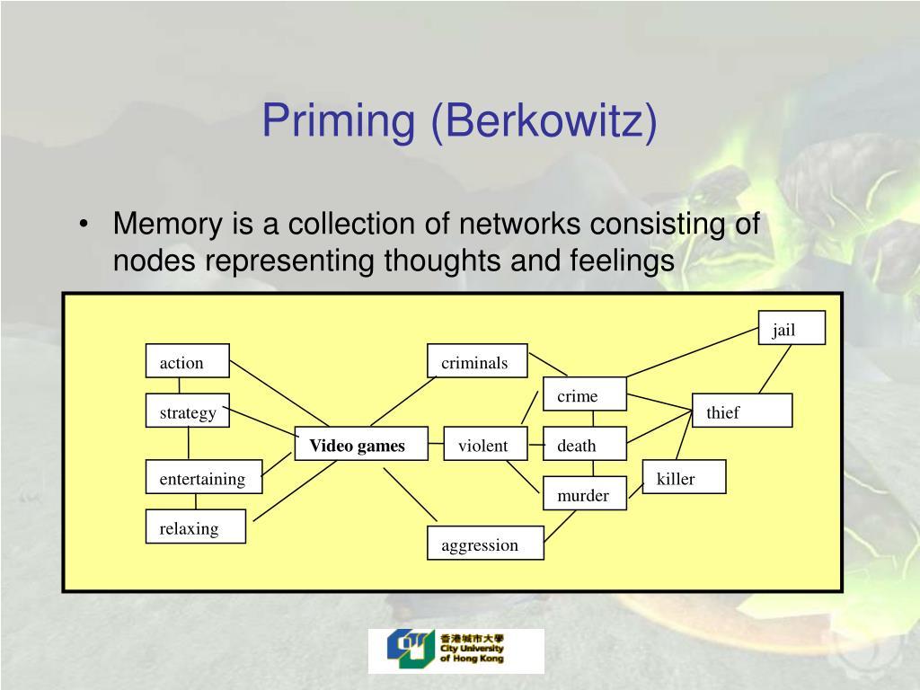 Priming (Berkowitz)