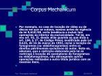 corpus mechanicum11