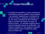 corpus mechanicum12