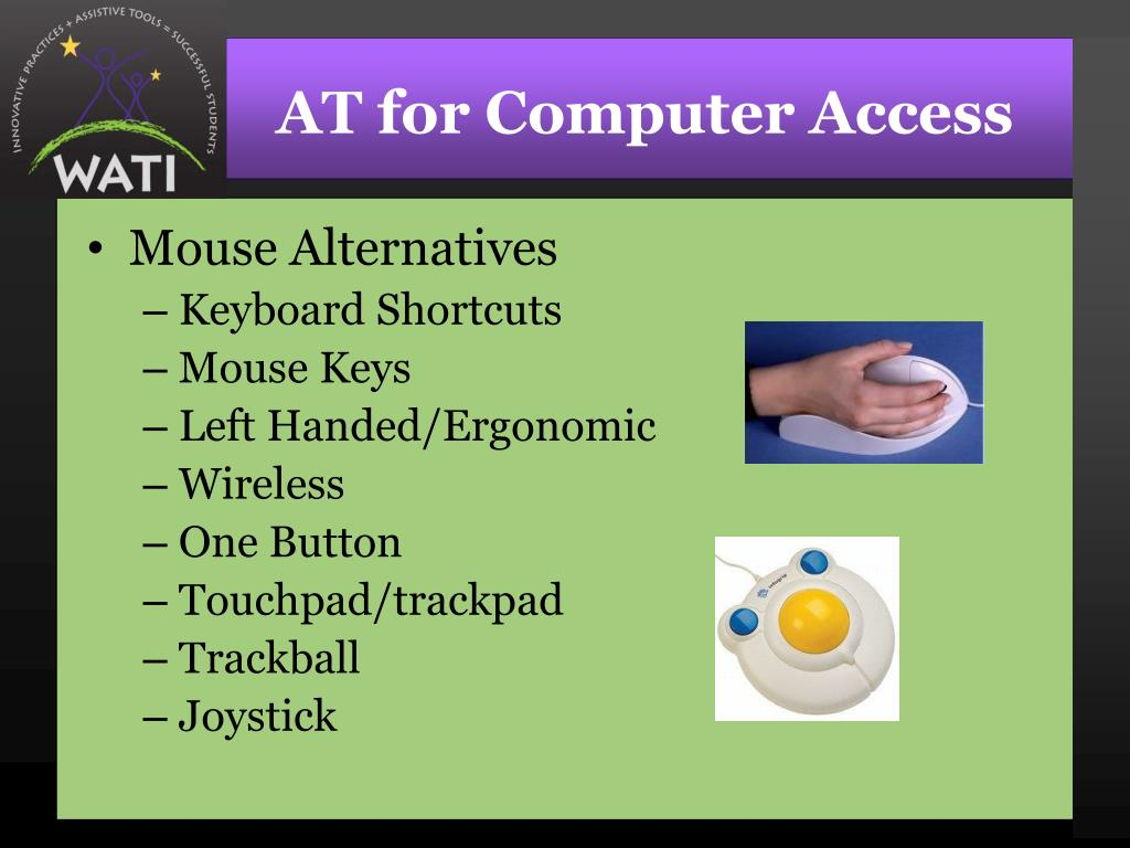 AT for Computer Access