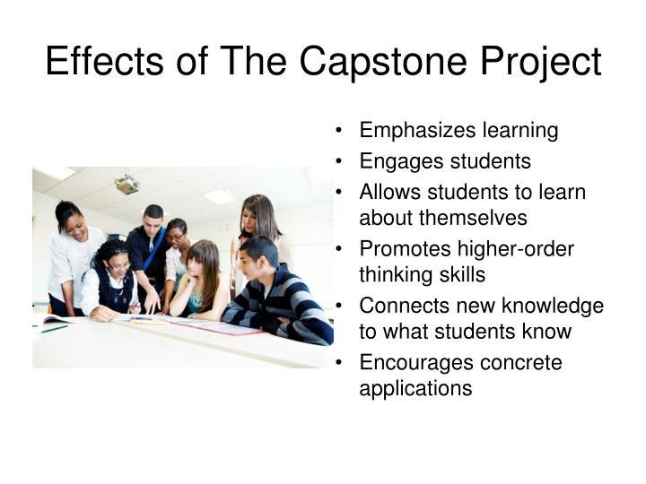 ceet capstone project ideas